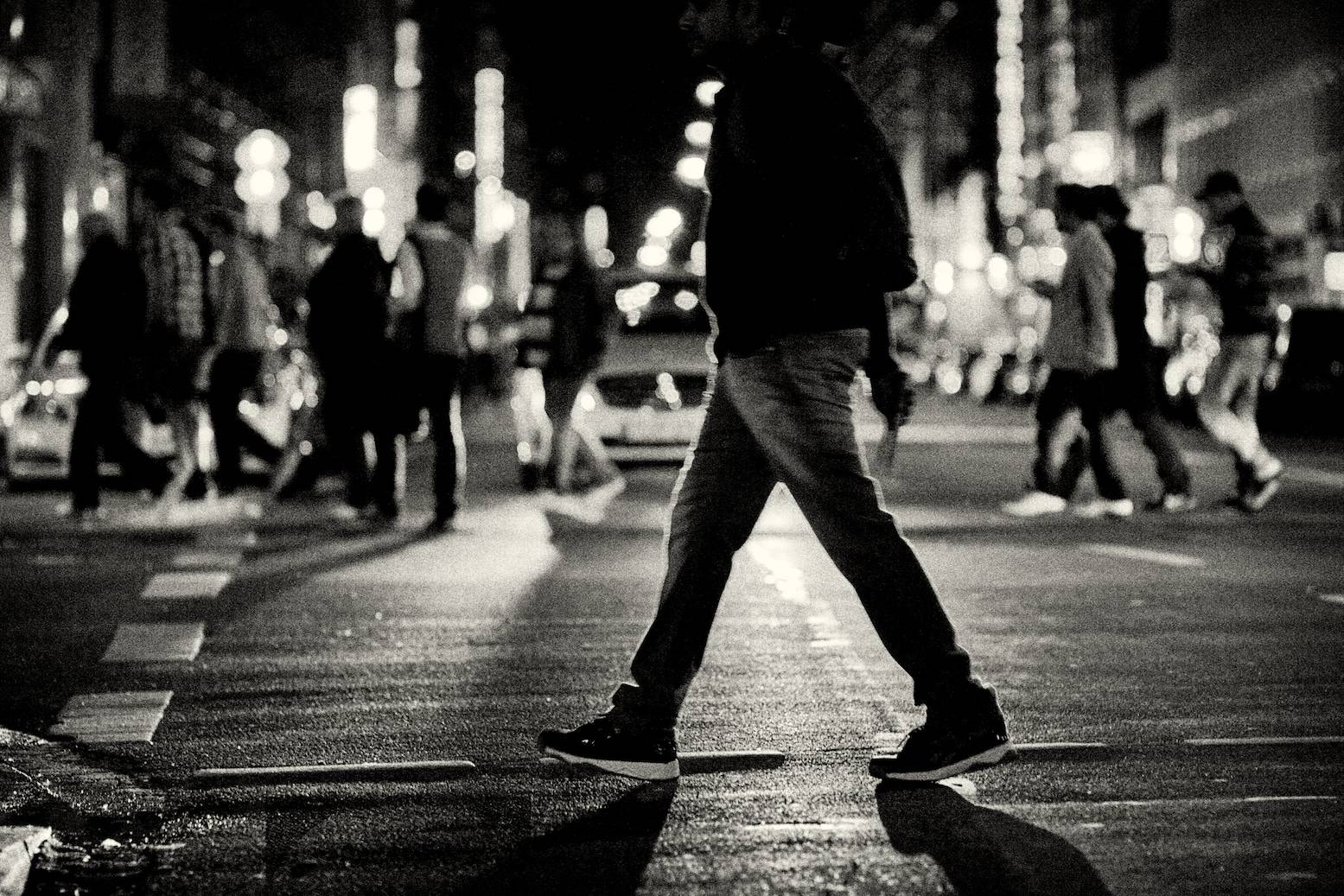 Photograph People Crossing by Thomas Bonfert on 500px