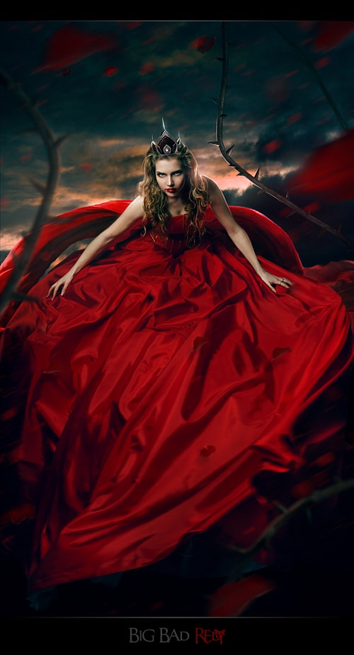 Photograph Red Queen by Irina  Istratova on 500px