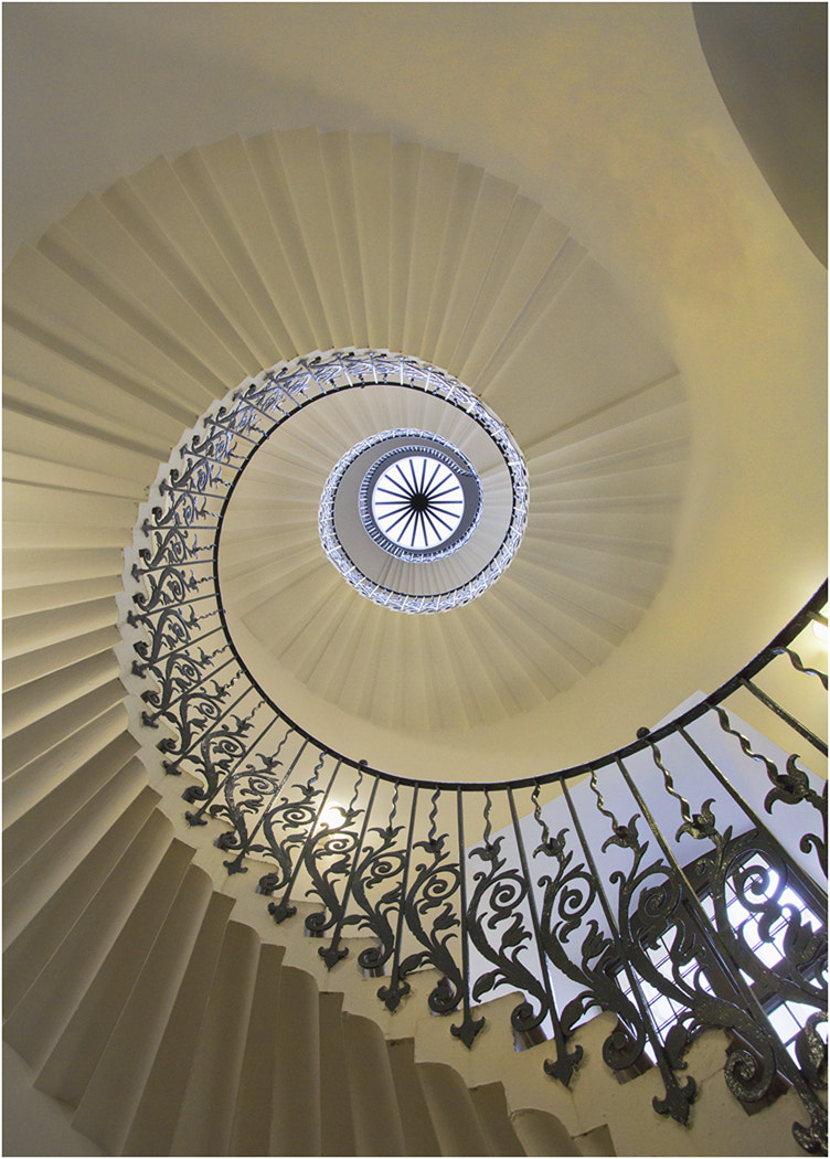Photograph The Tulip Stairs II by Alan Coles on 500px