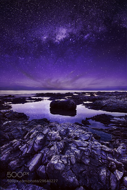 Photograph Night Sky - Veli Rat by Tomica Šincek on 500px