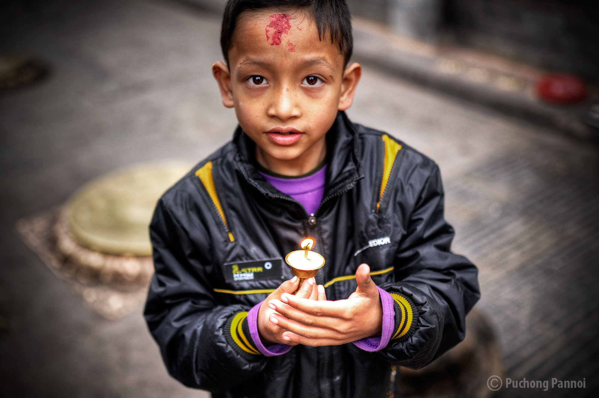 Photograph Candle in the wind.. by Puchong Pannoi on 500px