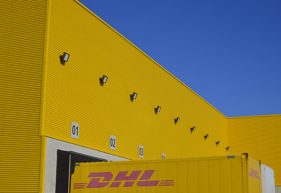 DHL by leventislevo  on 500px.com
