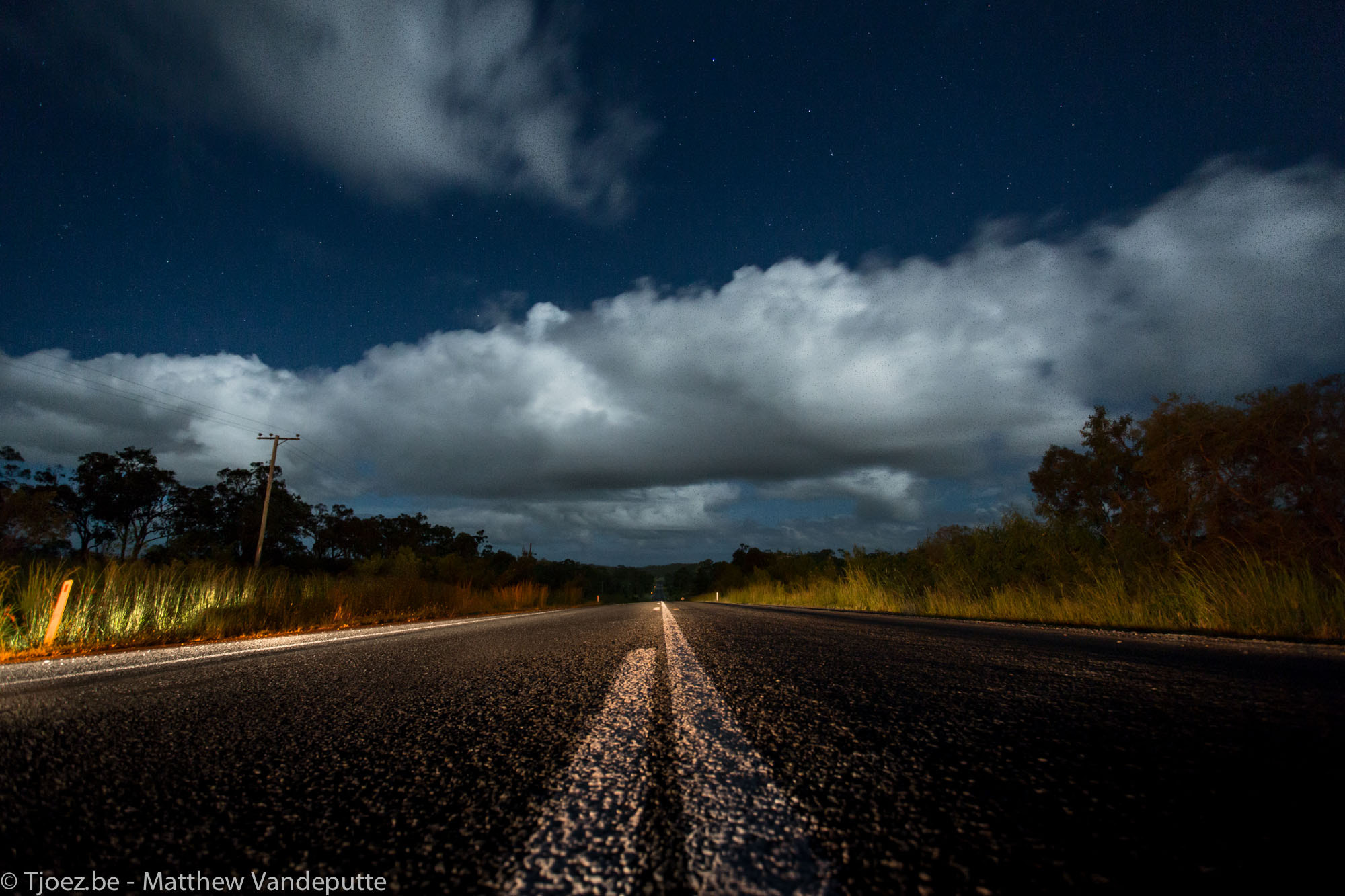 Photograph The way north by Matthew Vandeputte on 500px