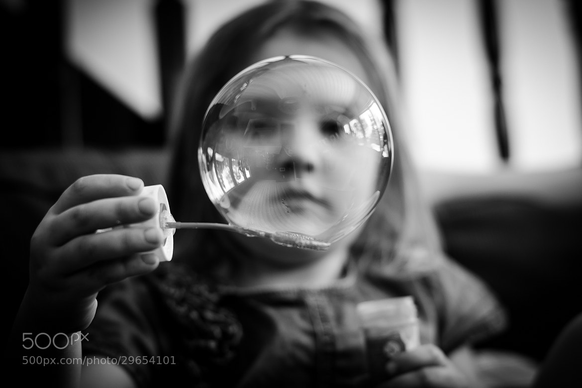 Photograph Bubble by Ulf Bjolin on 500px