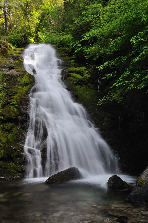 Photograph Whiskeytown Falls by Jimmy De Taeye on 500px