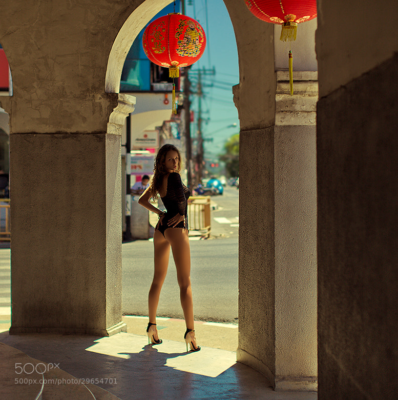 Photograph China town by Kristina Kazarina on 500px
