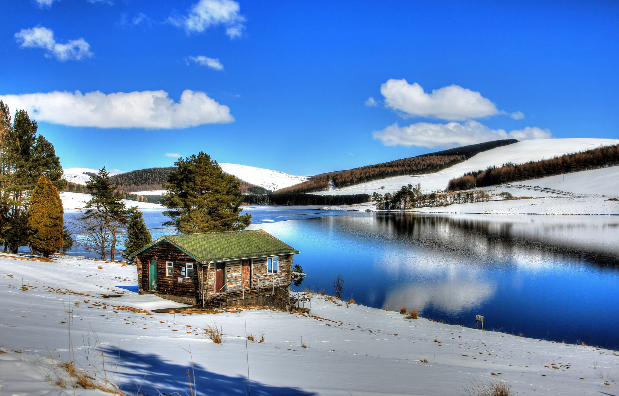 Photograph Boathouse by Hilda Murray on 500px