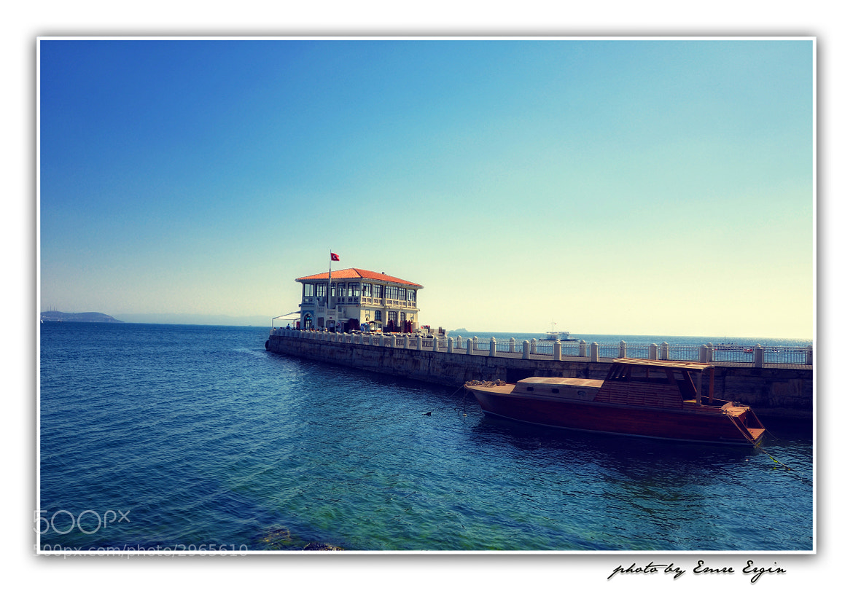 Photograph The Historical Moda Quay by Emre Ergin on 500px