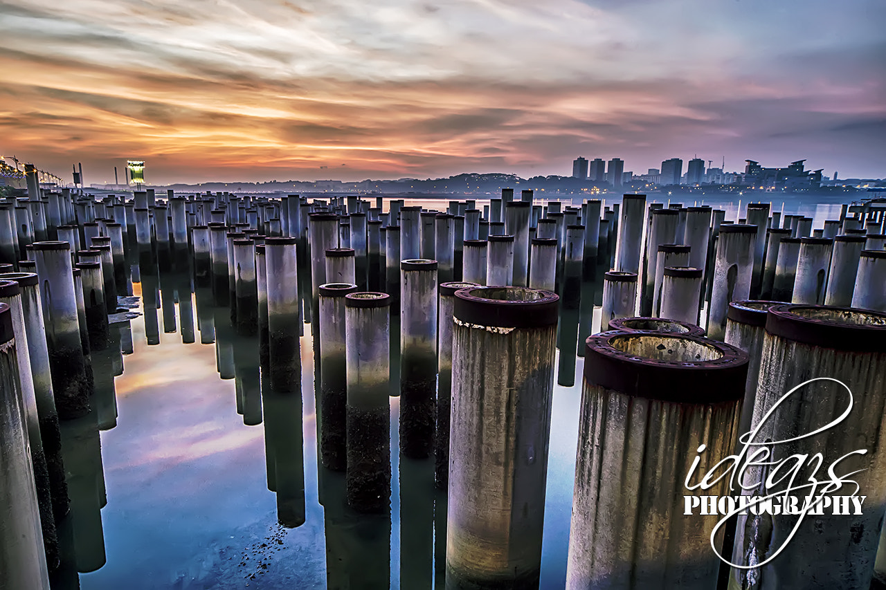 Photograph City Of Piling by Mohd Izri Abdullah on 500px
