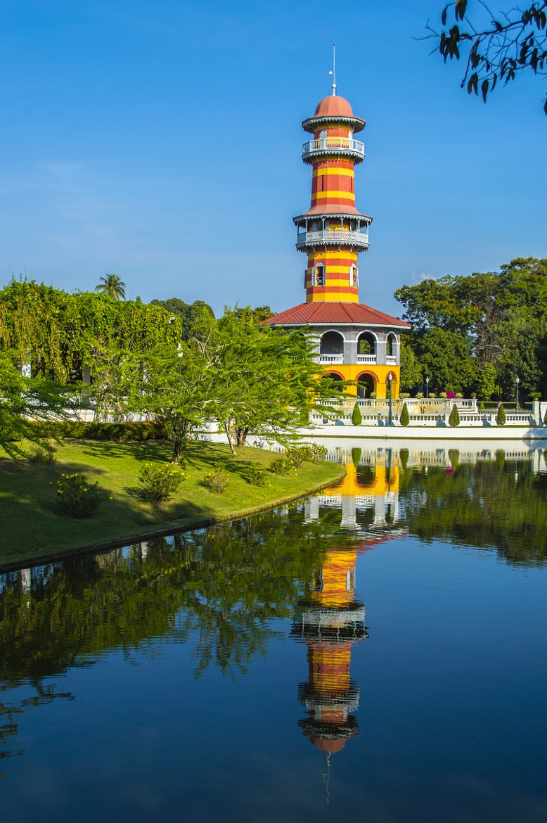 Photograph The Two-Color Tower by gph169 deb104 on 500px