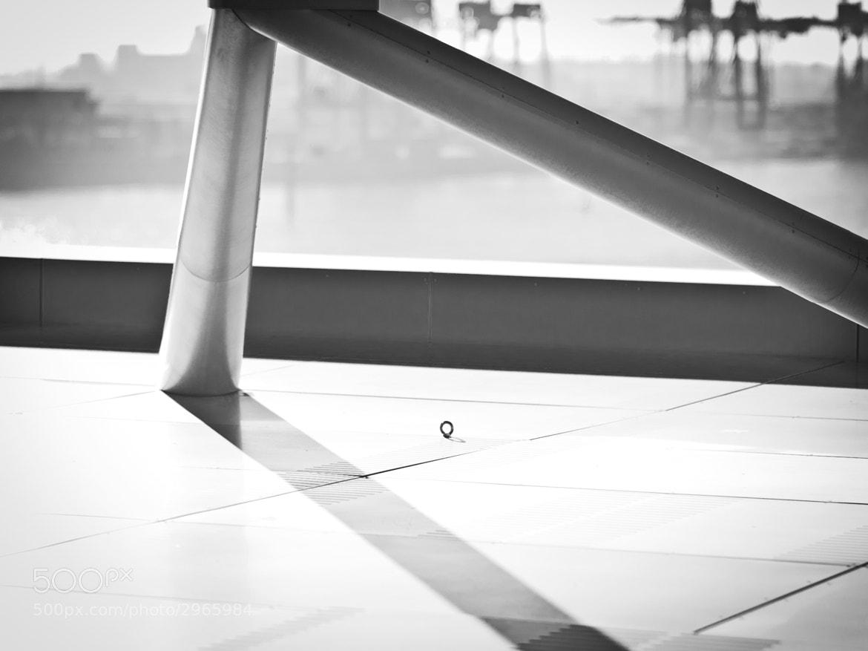 Photograph Dockland open rhomboid by Tom Stölting on 500px