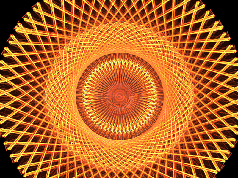 Photograph Digital Spirograph by Paul Bartell on 500px
