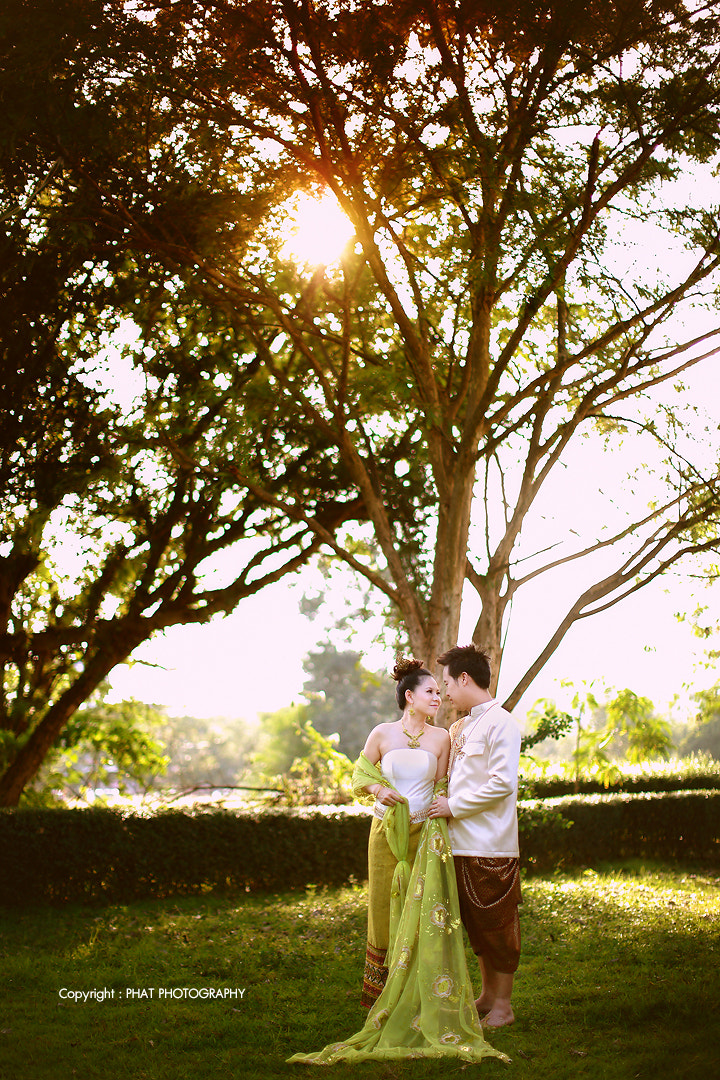 Photograph Thai (Pre Wedding) I by Phat Photography on 500px