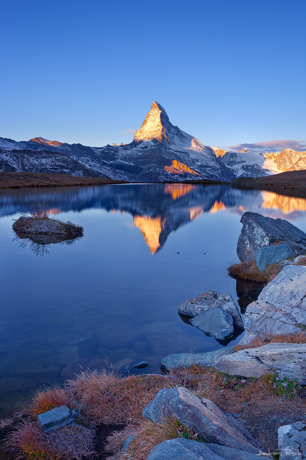 Photograph Stellisee Morning by Andreas Resch on 500px