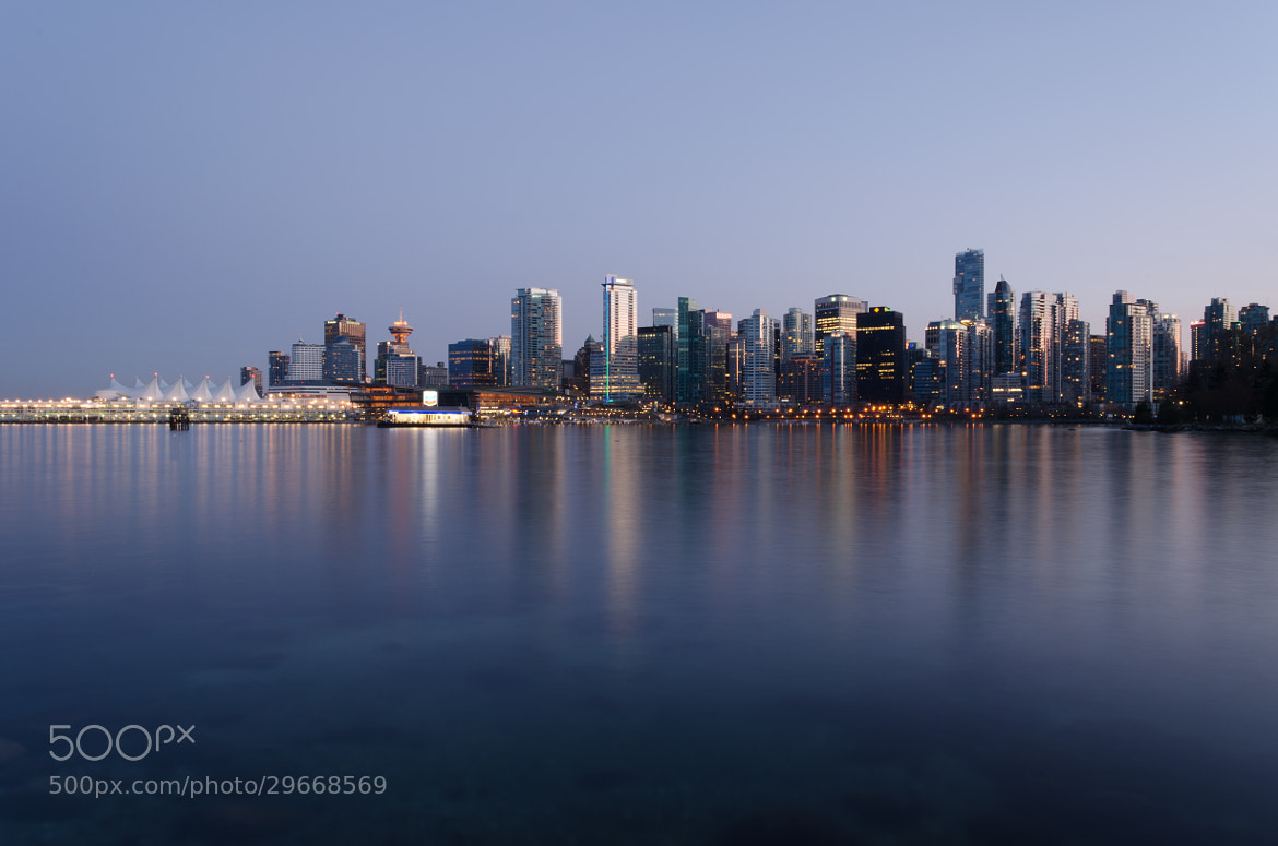 Photograph Vancouver Downtown by dohitsch on 500px