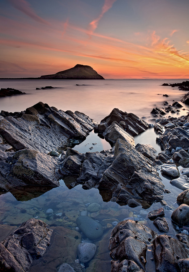 Photograph Worms Head by Phil  Morgan on 500px