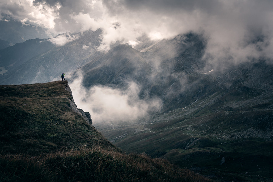 On The Edge by Florian Grieger on 500px.com