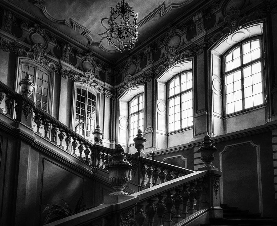 楼梯 Stairs by (by)毛毛龙游天下 on 500px.com