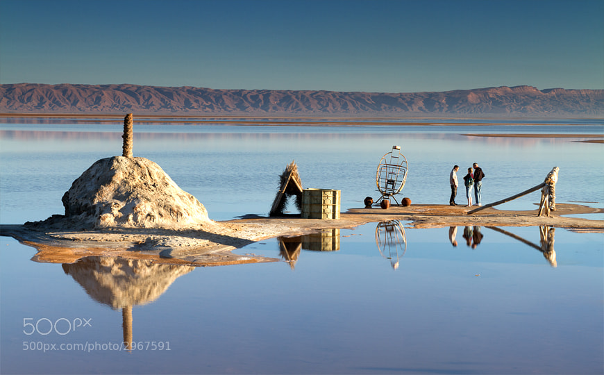 Photograph Between Salt and Sand by Aiden Zralka on 500px
