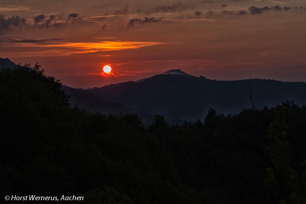 Photograph Sunset by Horst Wernerus on 500px