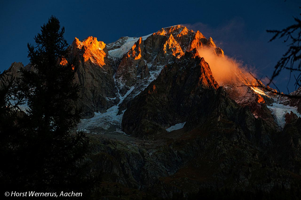 Photograph Sunrise - Mountain and Light by Horst Wernerus on 500px