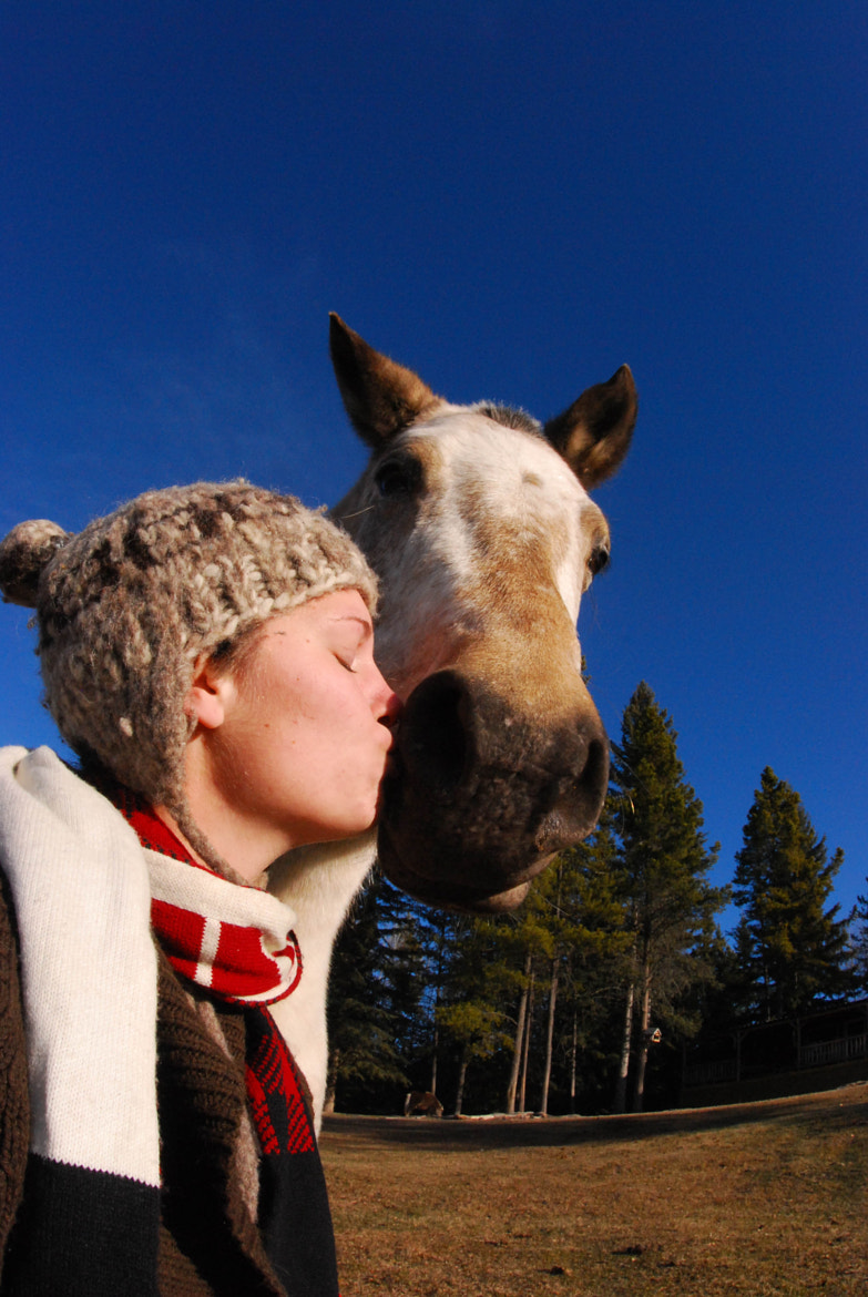 Photograph Kisses. by Madison Sharman on 500px