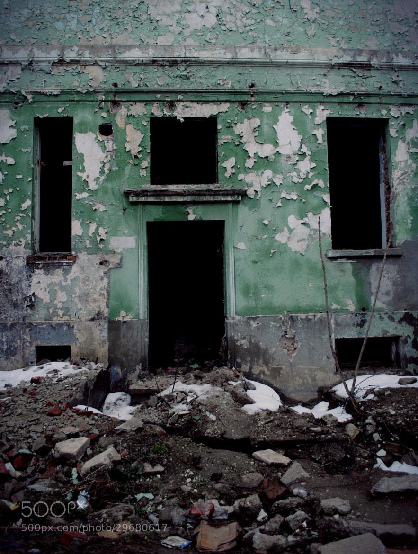 Photograph Gloom dream by Ioana San on 500px