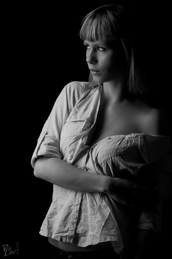 Photograph In darkness by Sidsel Nielsen on 500px