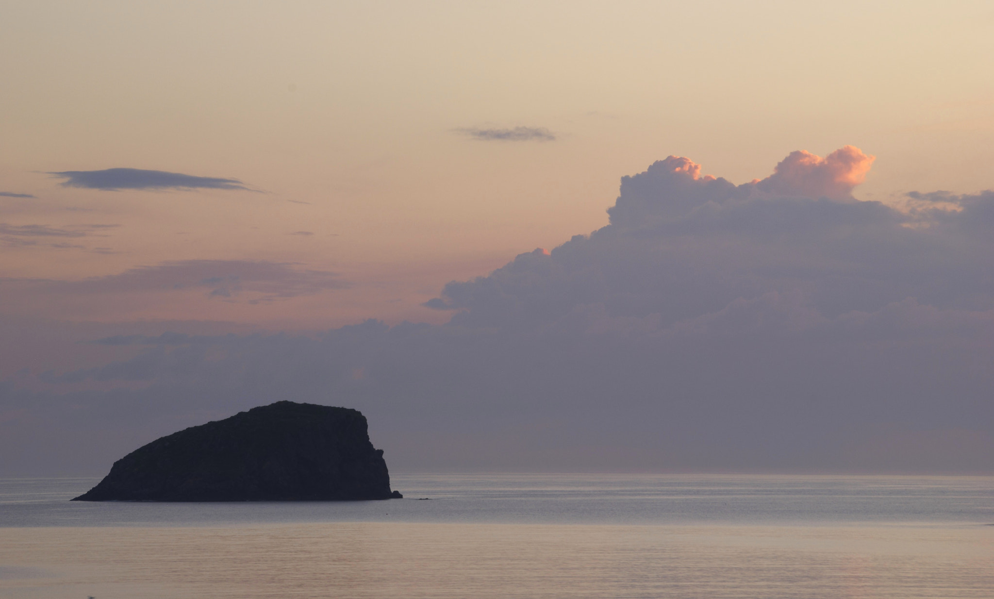 Photograph Clouds at Sunset in Twillingate, Newfoundland by Robert Williams on 500px