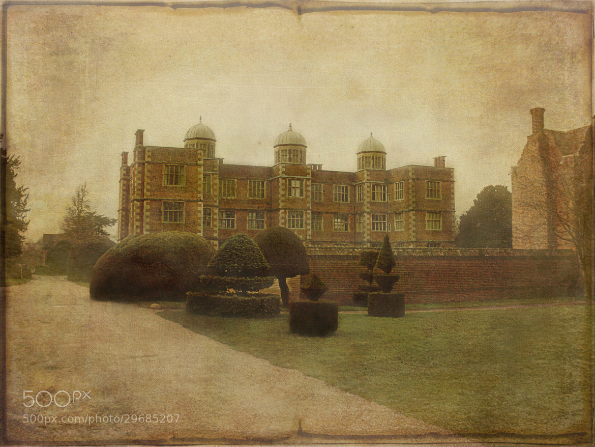 Photograph Doddington Hall,Lincs by George Goddard on 500px