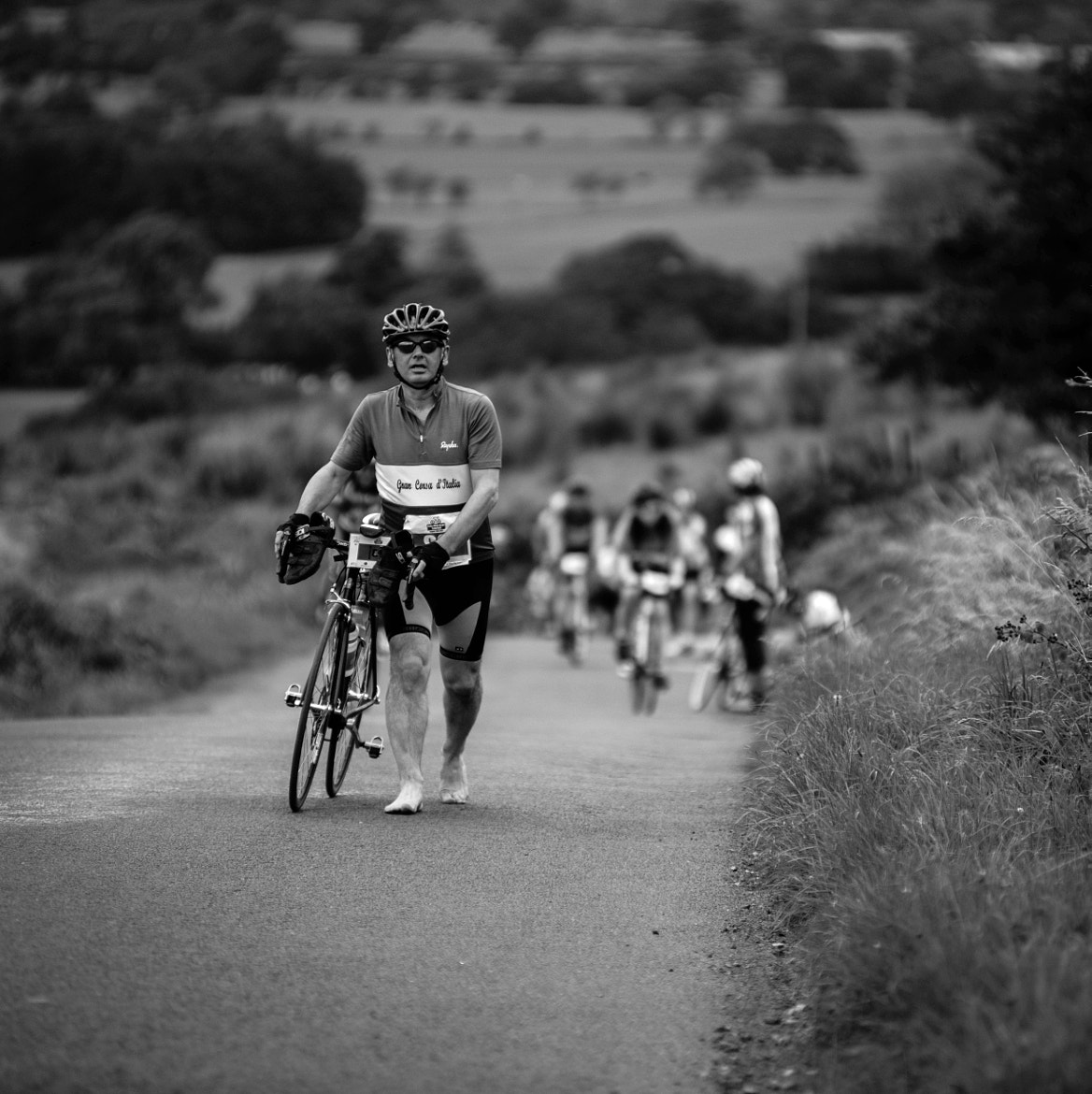Photograph Bare-foot Sportive by Matthew Fleming on 500px