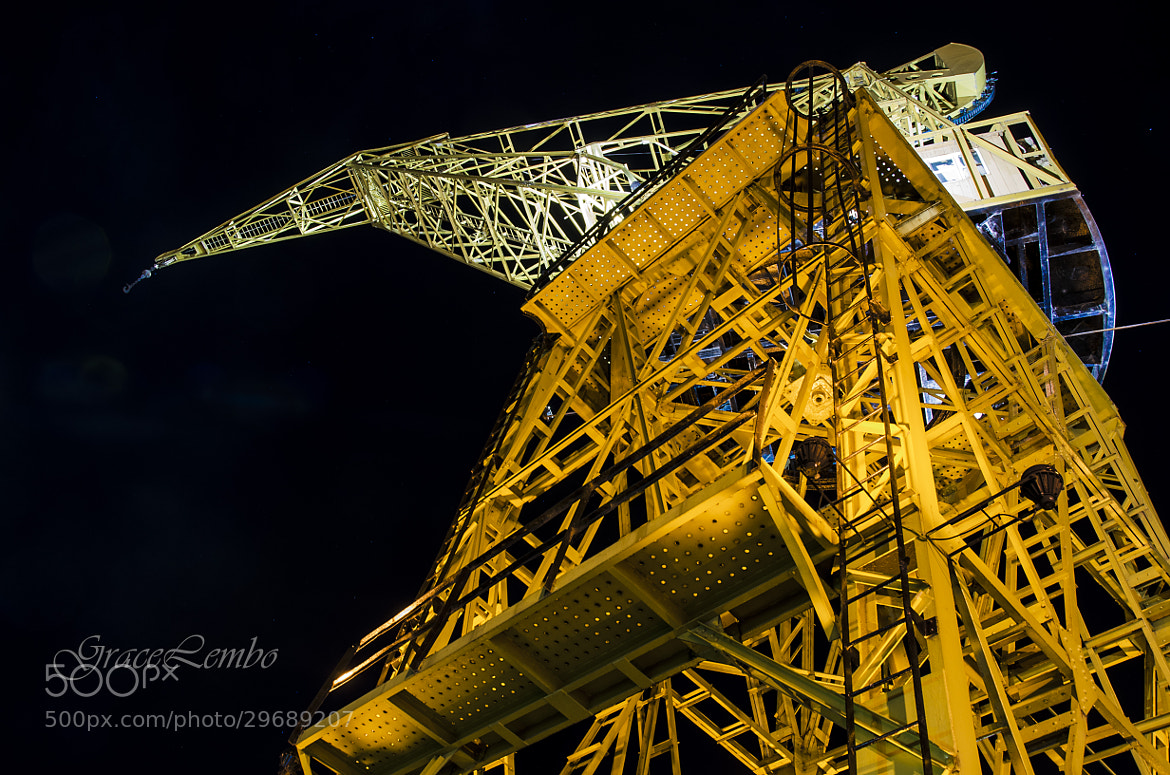 Photograph Grua by Grace Lembo on 500px