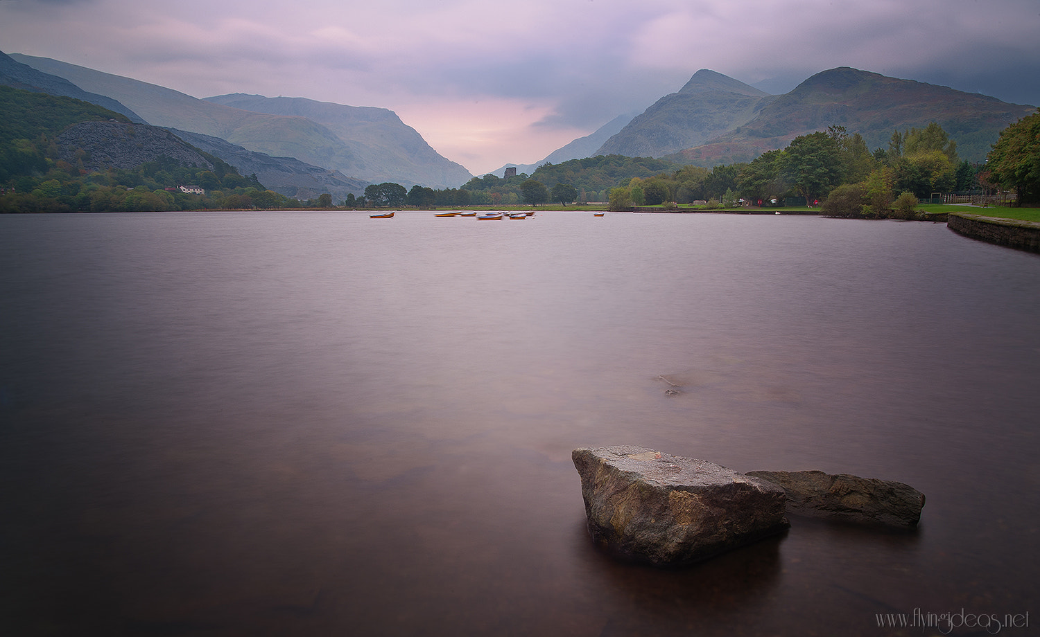 Photograph Snowdonia by San&Vid  Photography on 500px