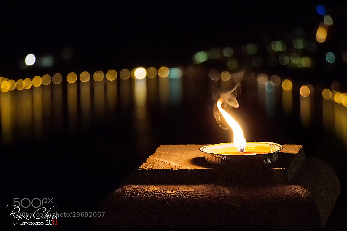 Photograph Candle in the wind by Ryon Chris on 500px