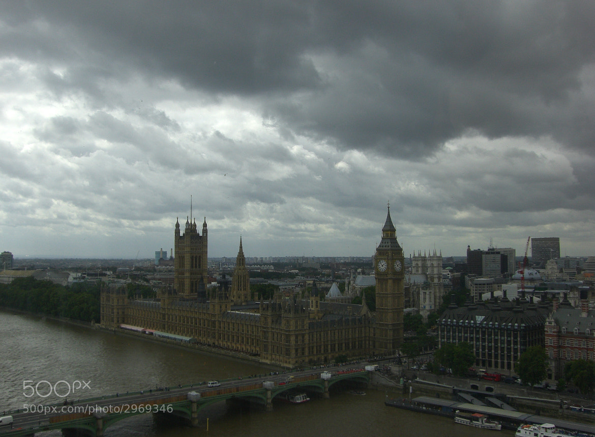 Photograph Parliament Under Stormy Skies by Marysia Kurowski on 500px