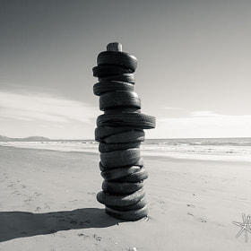 Tire Stack, 2013
