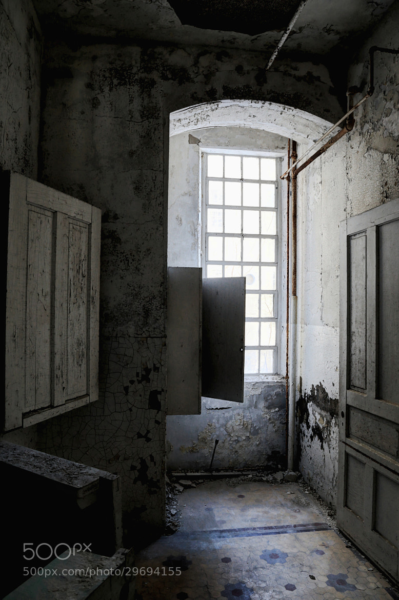 Photograph Grey Decay by Christian VanAntwerpen on 500px