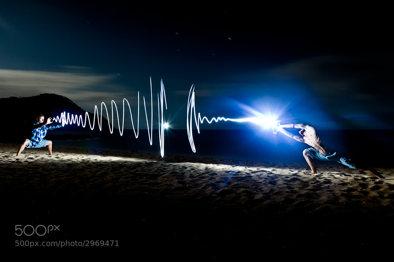 Photograph Beach Fighters by Régis Matthey on 500px
