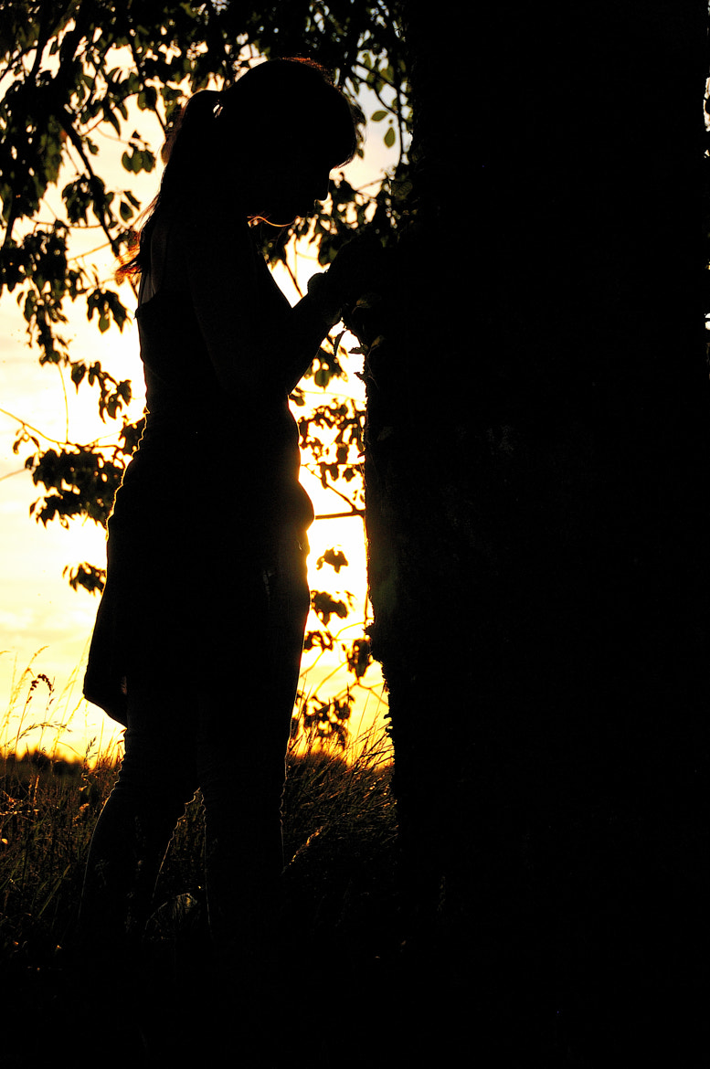 Photograph Silhouette by Jared Larson on 500px