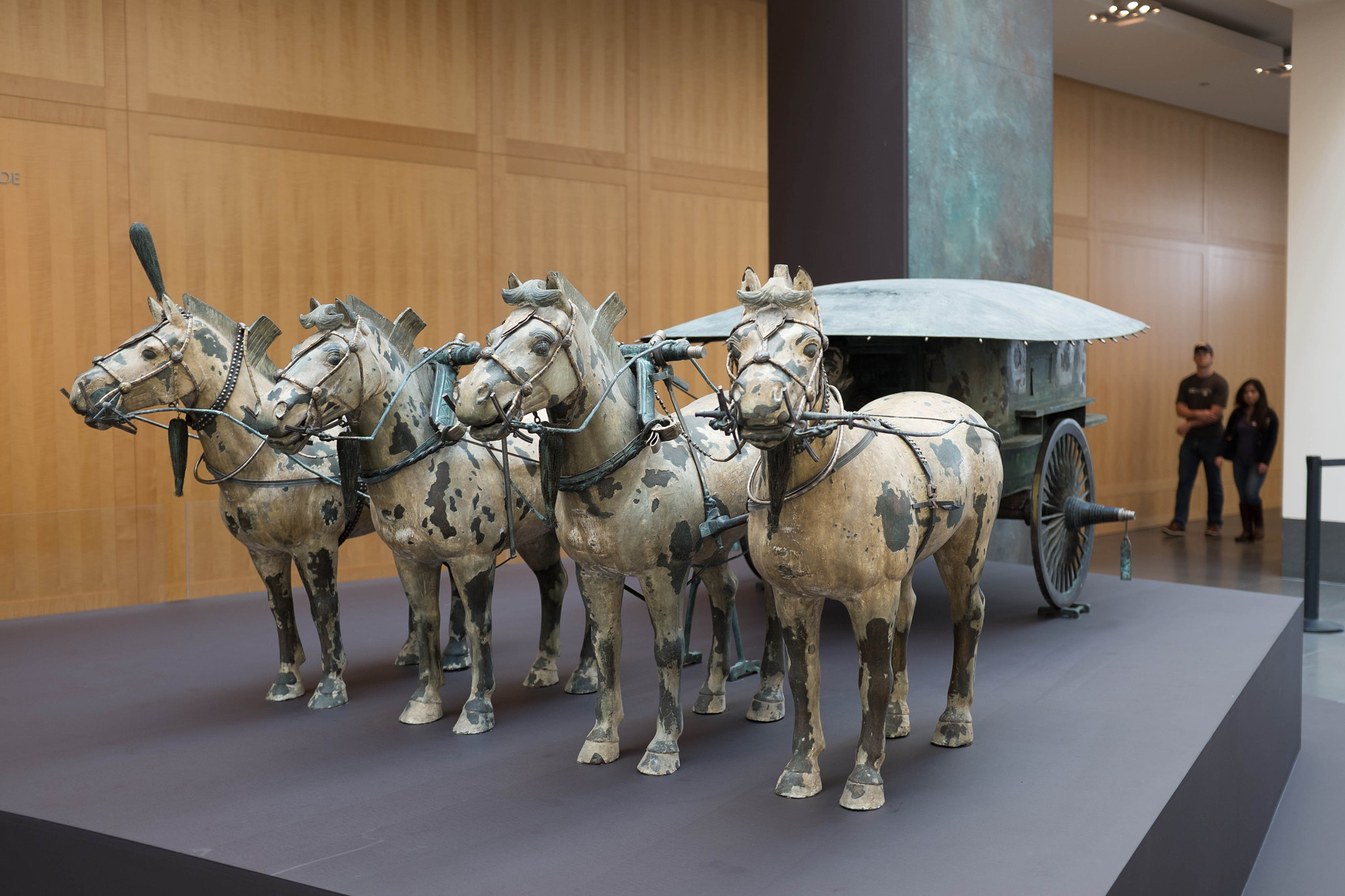 Photograph Bronze Chariot by Hemant  on 500px