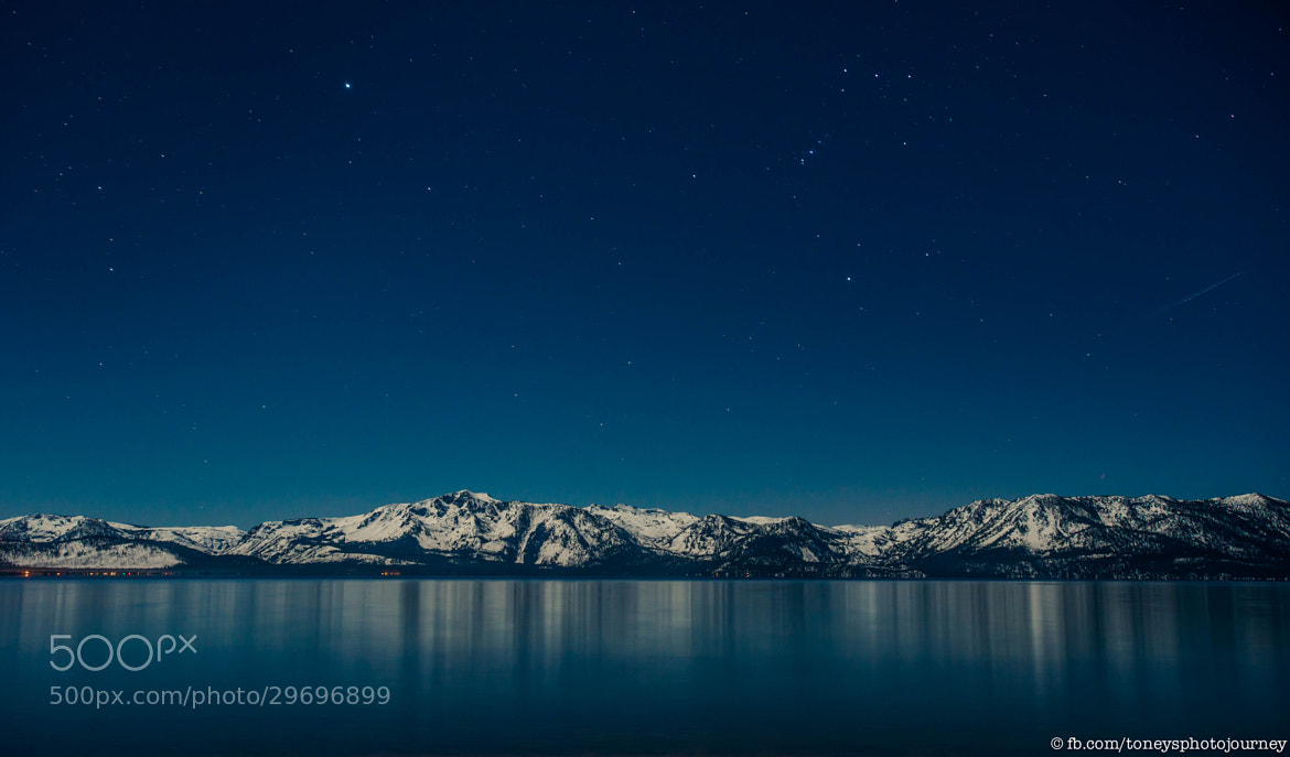 Photograph Lake Tahoe by Toneys_Photo_Journey on 500px