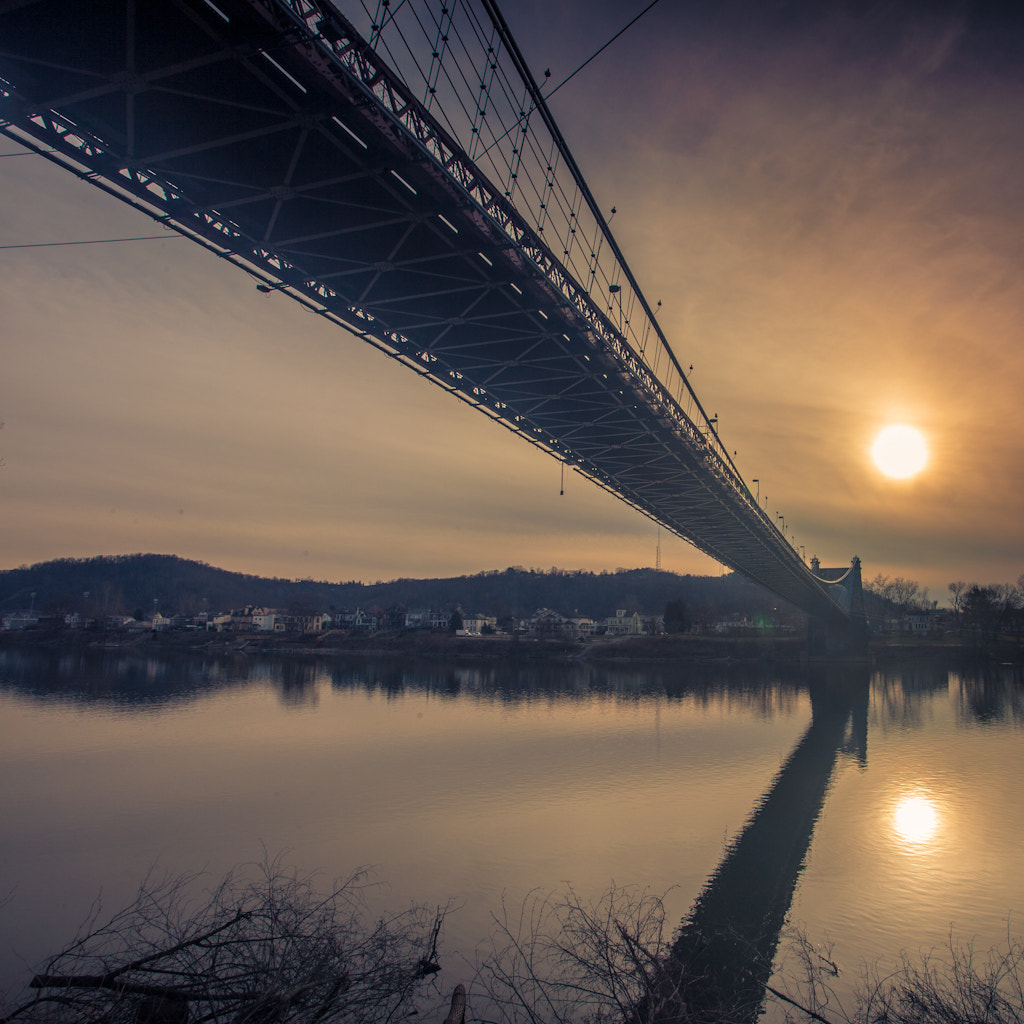 Photograph Bridge by Adhytia Putra on 500px