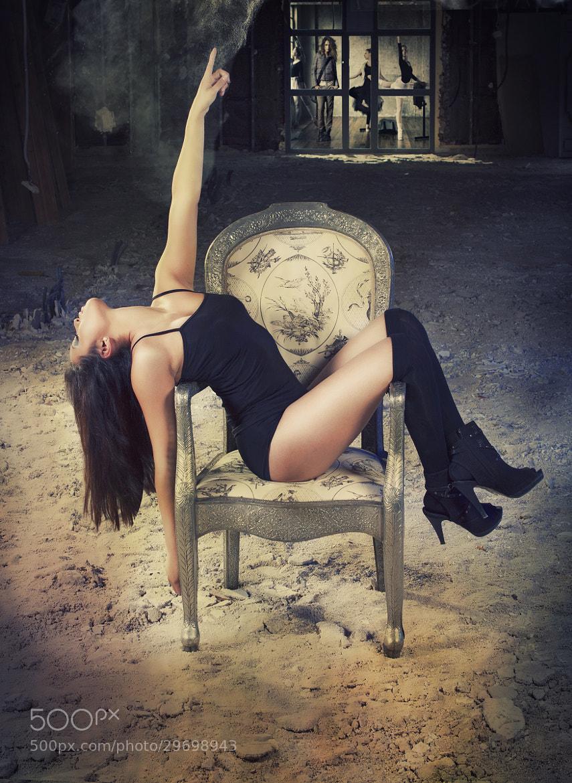 Photograph Flashdance dream by Arturo Carrasco on 500px