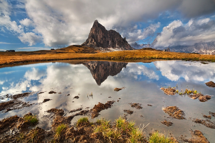 Photograph Passo Giau by Daniel Řeřicha on 500px