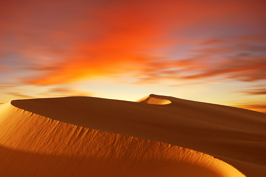 Photograph Desert Storm by Mostafa Ammar on 500px