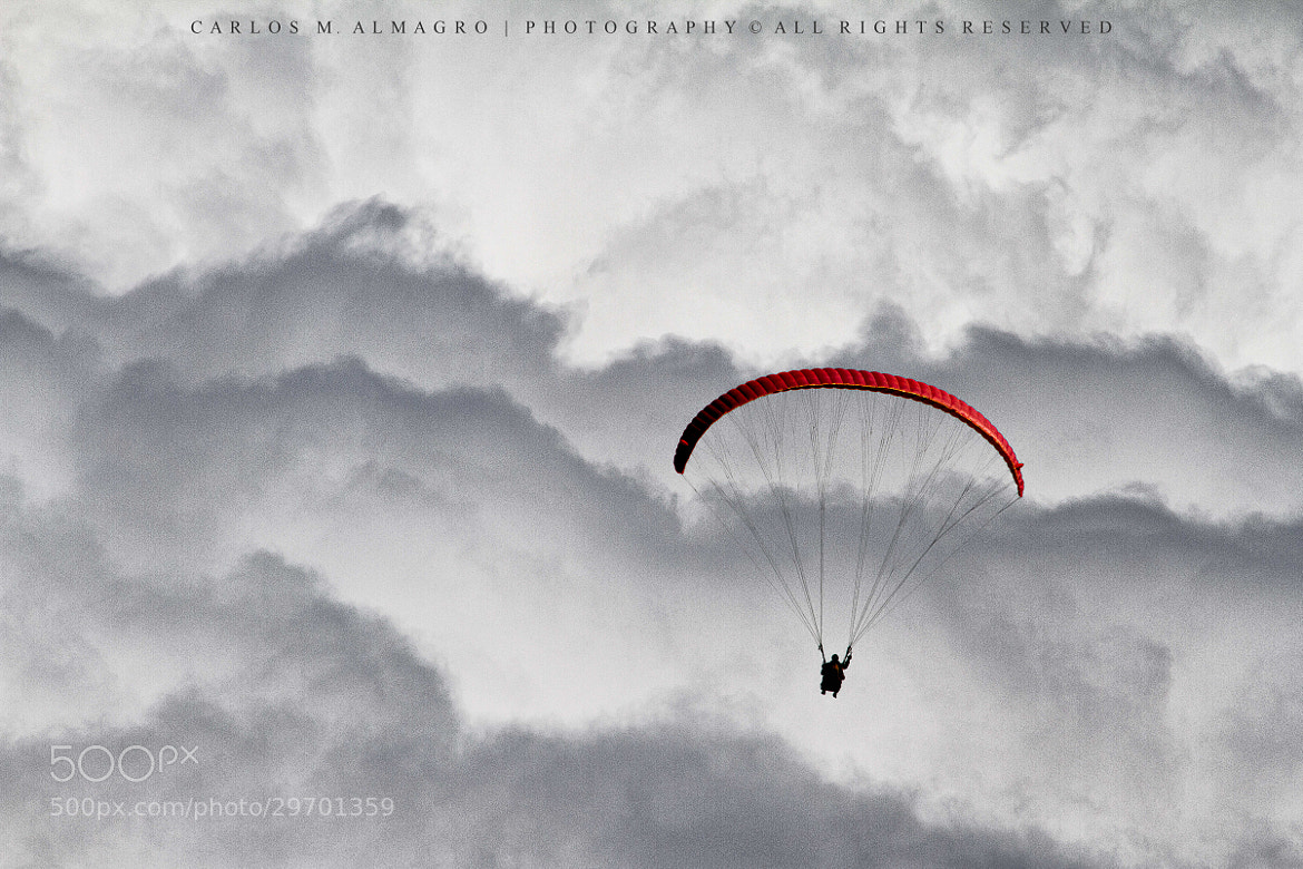 Photograph Déjate llevar by Carlos M. Almagro  on 500px