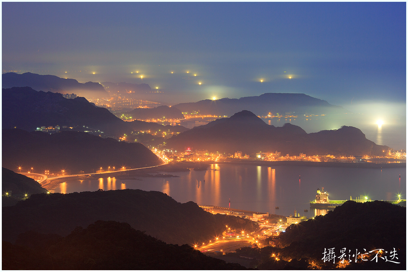Photograph Harbor in Fog by macg55 on 500px