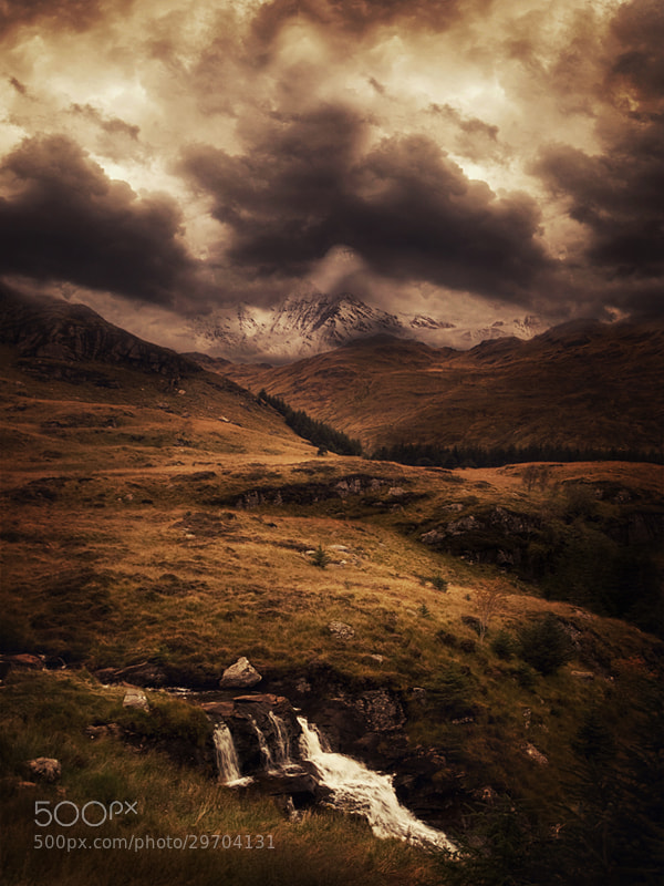 Photograph mountain by can çağlar on 500px