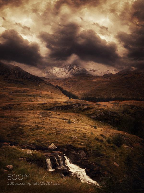 Photograph mountain by can çağlar on 500px