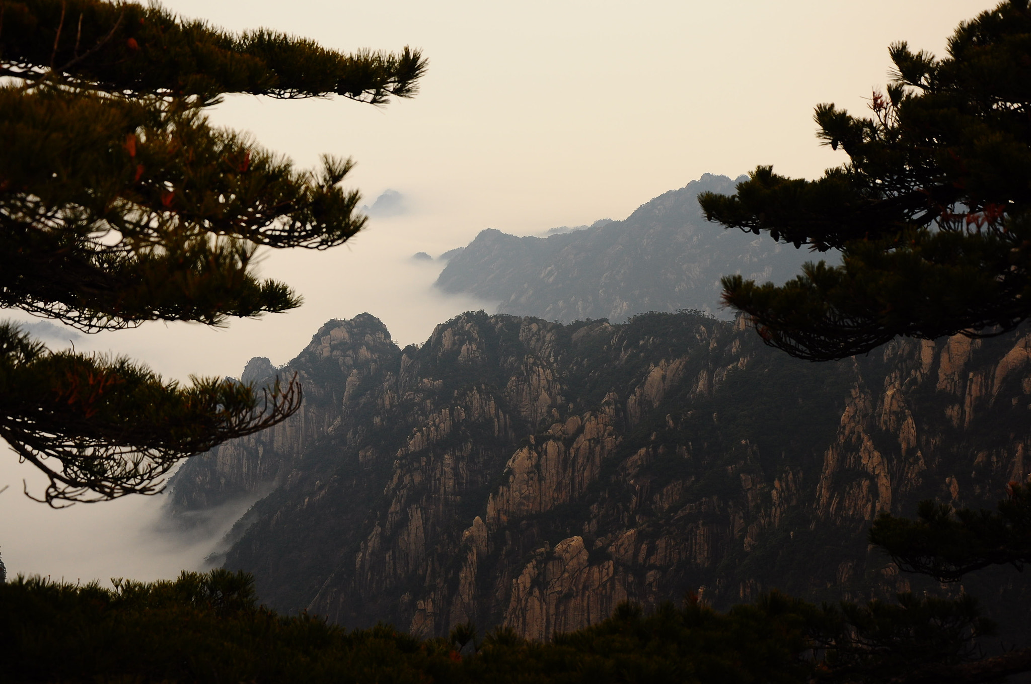 Photograph Mount Huangshan by Hao Wang on 500px
